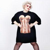 Beth Ditto es fatshionista y activista pro queer. Foto:vía Facebook