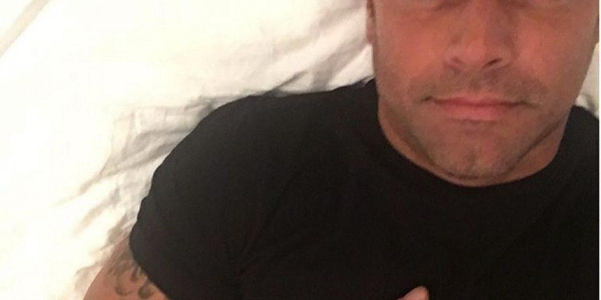 Con impactantes fotos en Instagram Ricky Martin pide un alto al odio