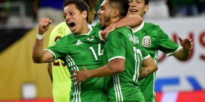 #CopaAmérica México saca fuerzas para empatar contra Venezuela
