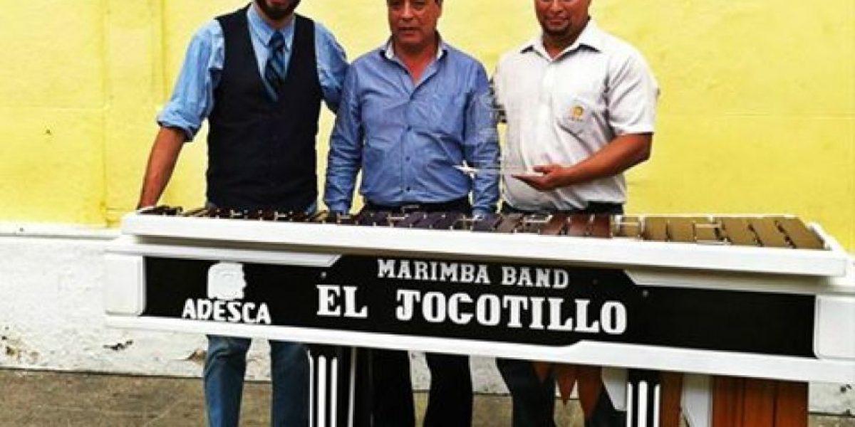 Reconocido guatemalteco impartirá clases de marimba en Chicago