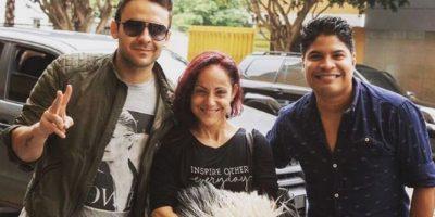 Así fue el taller que Lolita Cortés impartió en Guatemala junto a Carlos Peña y Napoleón Robleto