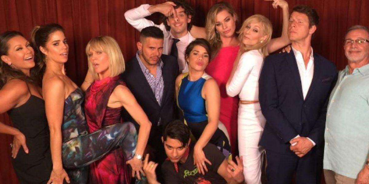 """El elenco de """"Ugly Betty"""" tuvo un divertido reencuentro después de 6 años"""