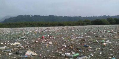 ¡Insólito! No creerás lo que AMSA halló entre los desechos del Lago de Amatitlán