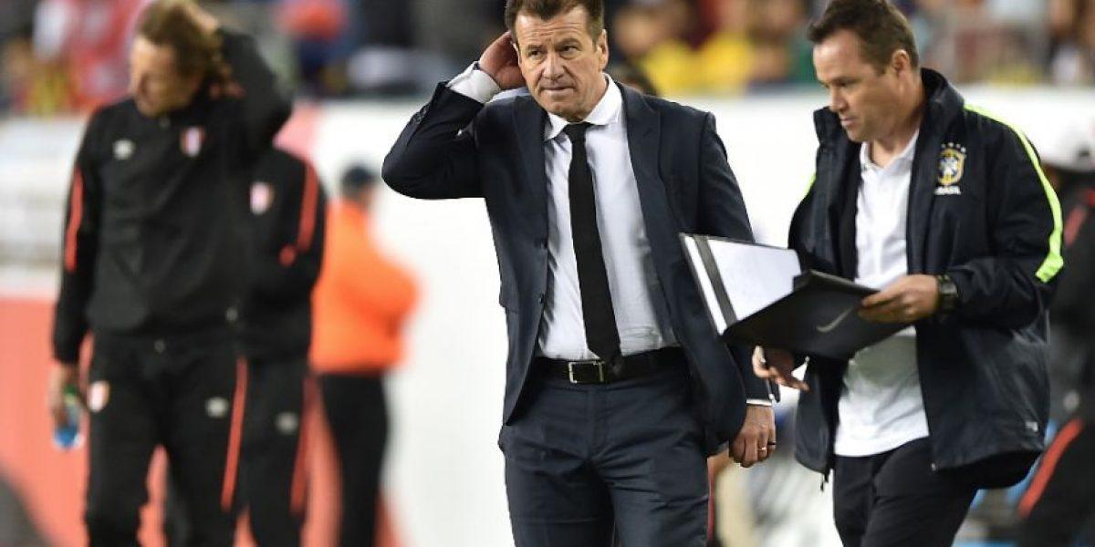 Dunga queda fuera de la Selección de Brasil