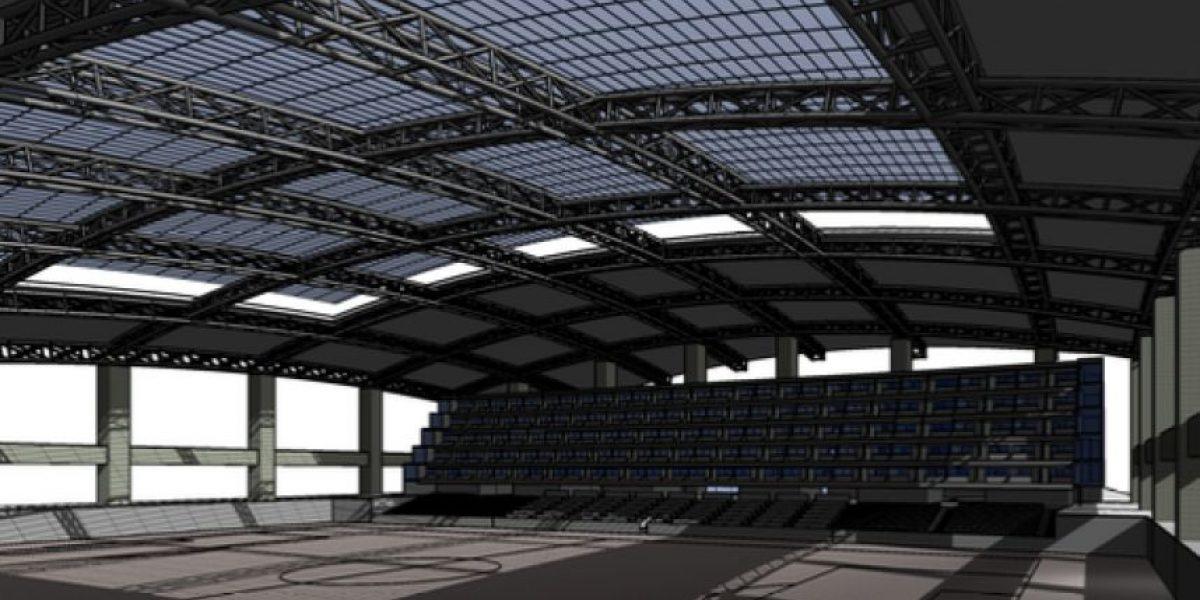 Así quieren convertir el estadio del Ejército en un moderno complejo