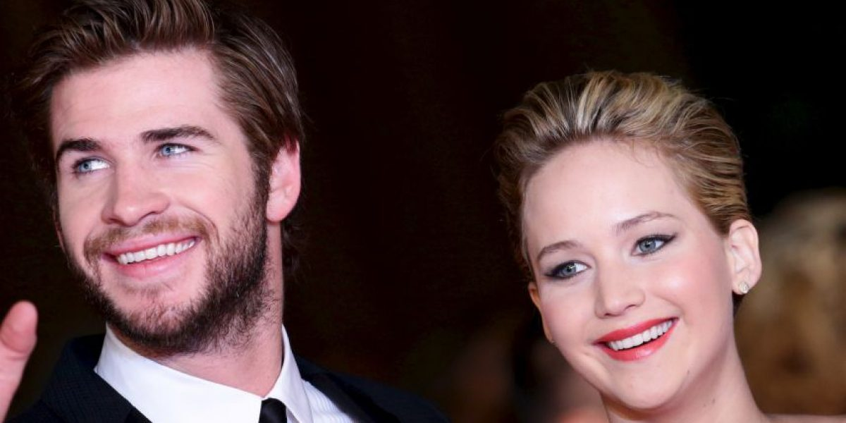 Liam Hemsworth contó que Jennifer Lawrence le hacía penosas preguntas