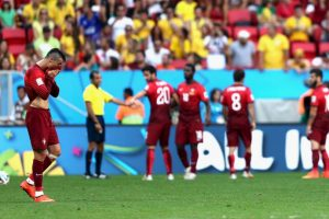 Cristiano Ronaldo nunca ha ganado un torneo importante con Portugal. Foto:Getty Images
