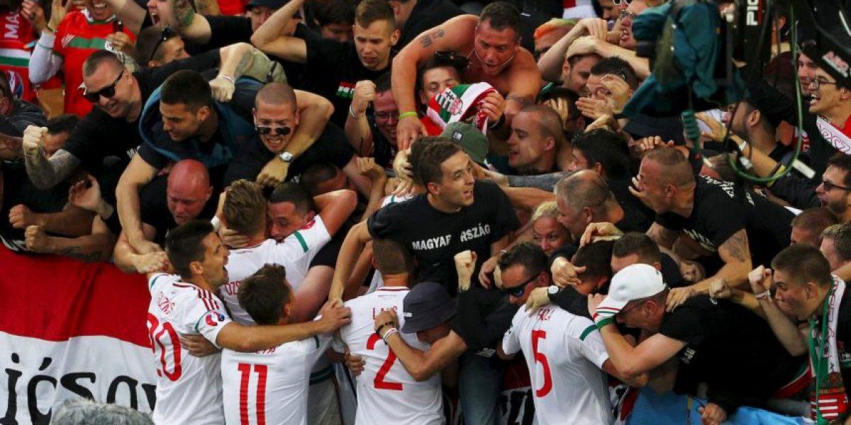Hungría sorprendió en la Eurocopa y venció a Austria