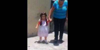 El inquietante video de la muñeca que camina sola que circula en Internet
