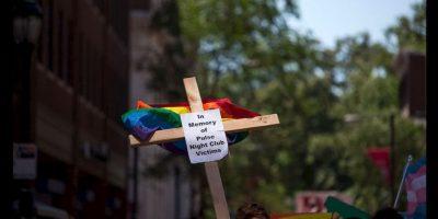 """A través de los hashtags #GaysBreakTheInternet y #OrlandoStrong la gente está """"saliendo del clóset"""" para mostrar su apoyo a las víctimas. Foto:Getty Images"""