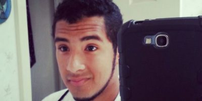 Luis S. Vielma, a sus 22 años fue una de las víctimas de la masacre. Foto:Facebook