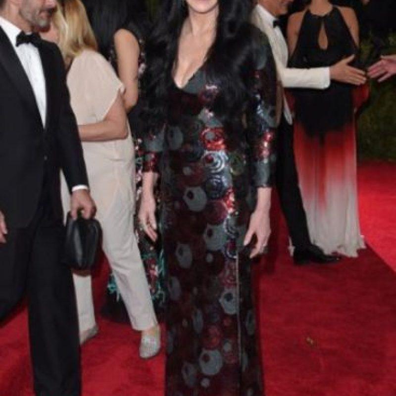 """Apareció en """"Las Brujas de Eastwick"""" y en """"Hechizo de Luna"""". Por este papel ganó un Oscar y Globo de Oro. Foto:Getty Images"""