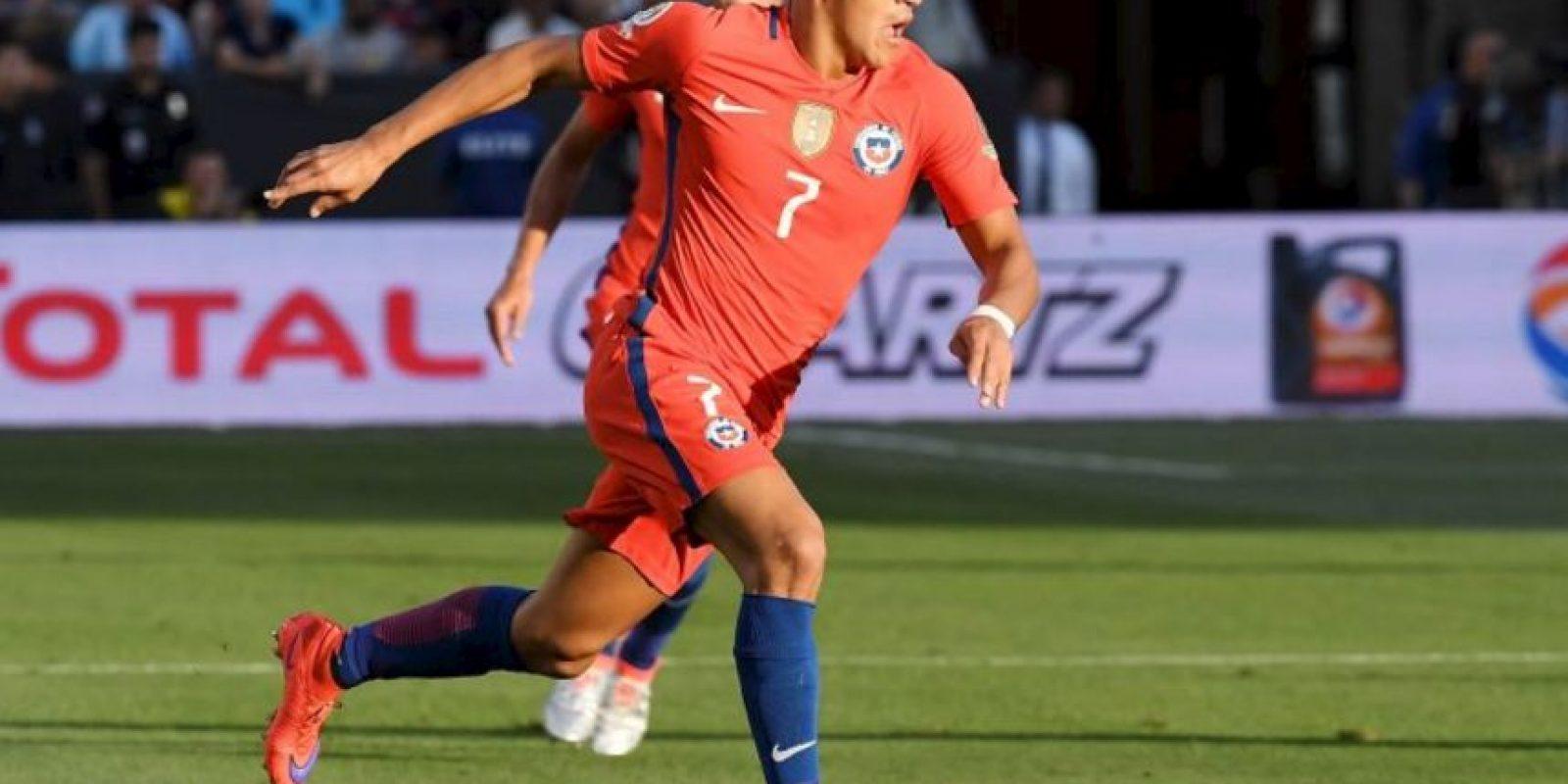 El empate favorece a Chile Foto:Getty Images