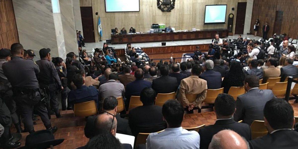 Es el turno de la Fiscalía para presentar acusación en el caso #CooptacionEstadoGT