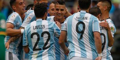 #CopaAmérica Argentina derrota a Bolivia y sigue su paso perfecto