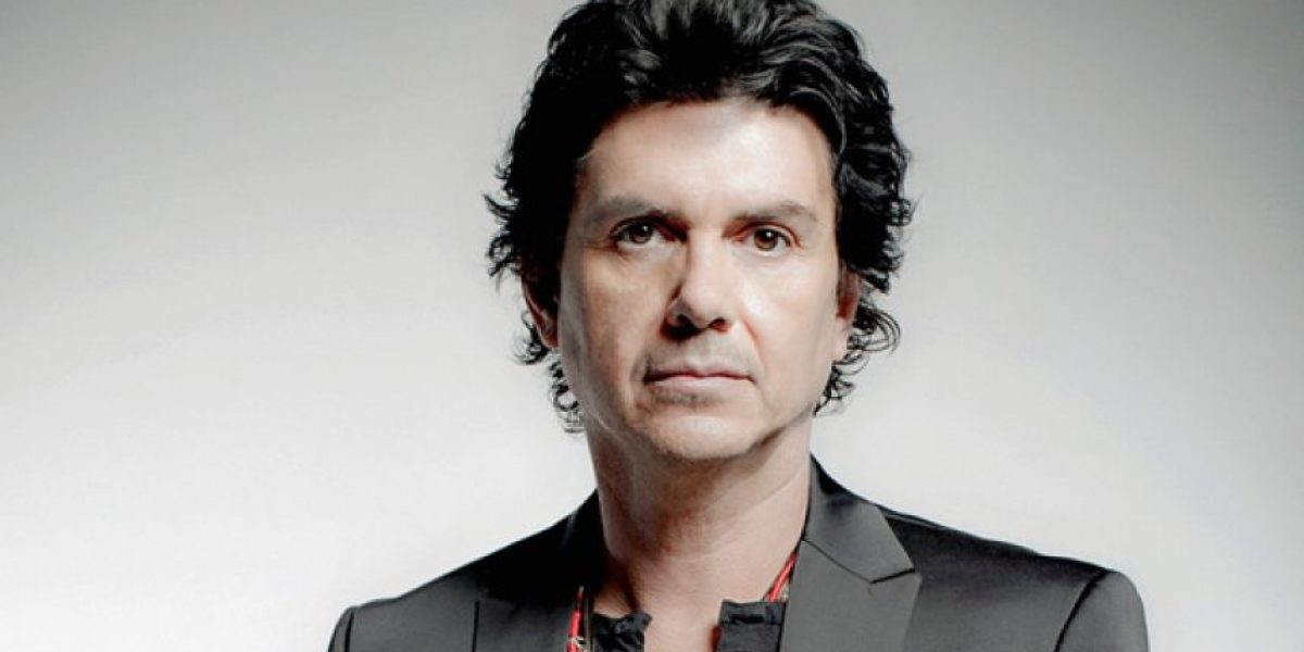 Saúl Hernández dará un concierto en Guatemala