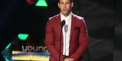 Nick Jonas confesó haber tenido una erección en plena entrega de premios