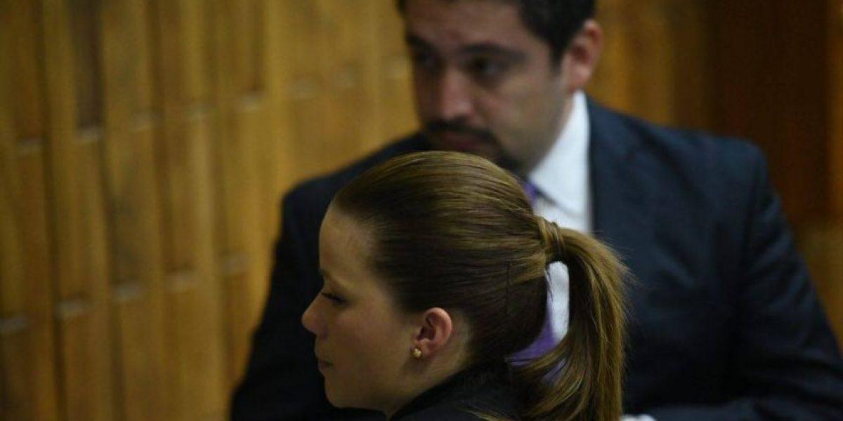 Daniela Beltranena deja de ser prófuga y se entrega a la justicia