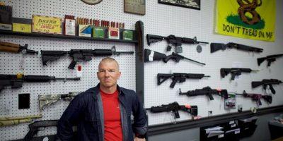 Entre 2000 y 2007 hubo 6.4 tiroteos masivos cada año, en promedio Foto:Getty Images