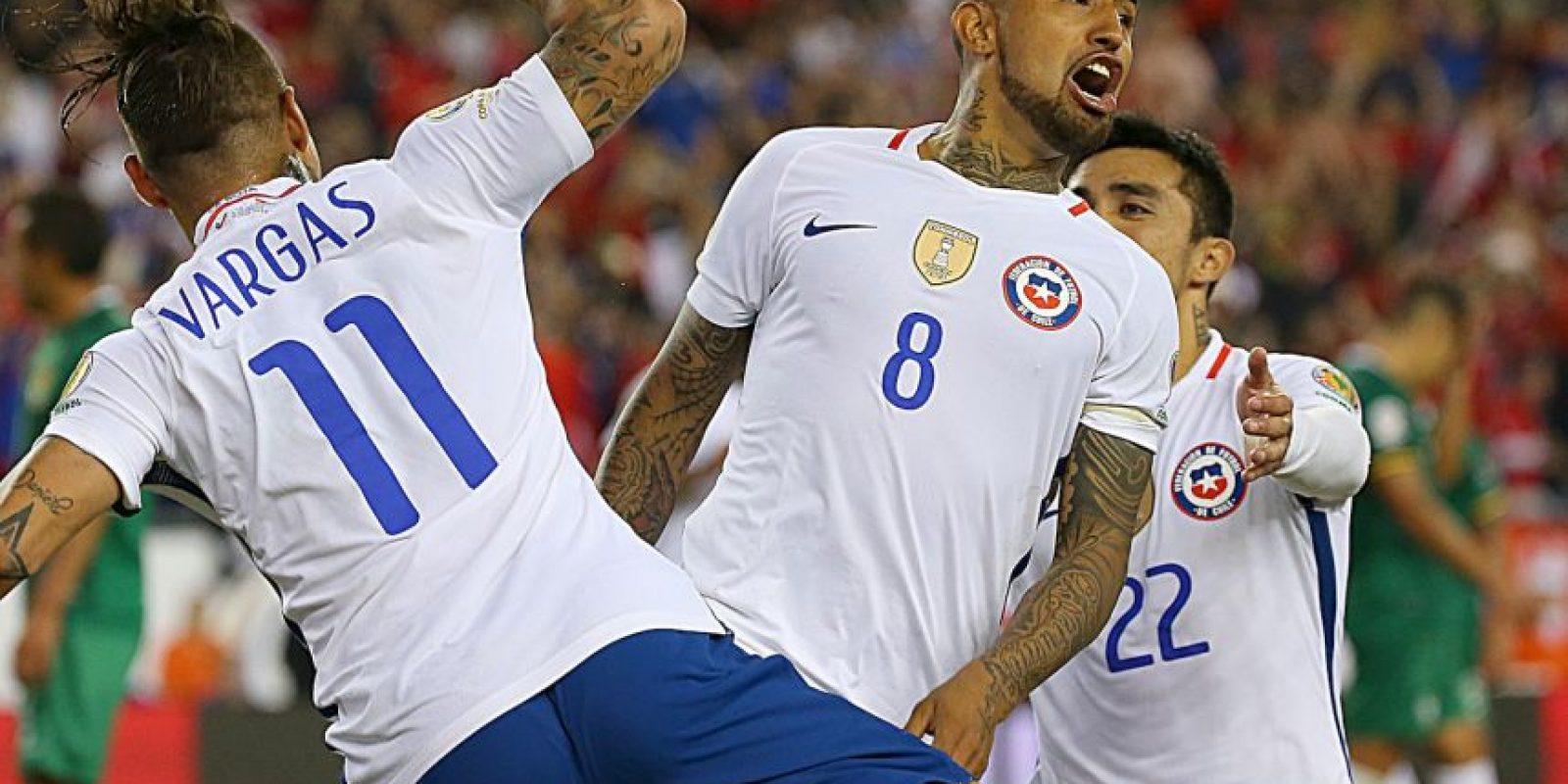 Ahora, la escuadra mexicana enfrentará a Chile en los cuartos de final y espera mantener su buena racha Foto:Getty Images
