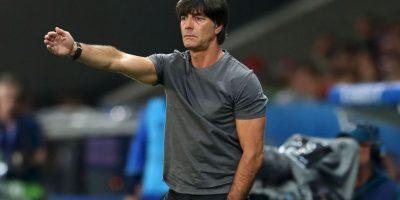 La federación alemana de fútbol se molestó con la UEFA por la difusión de las imágenes Foto:Getty Images