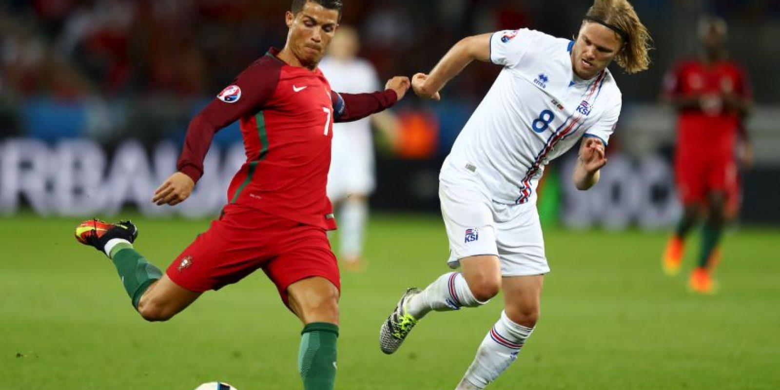 Cristiano Ronaldo podrá tapar bocas en el segundo partido de su selección, ante Austria Foto:Getty Images