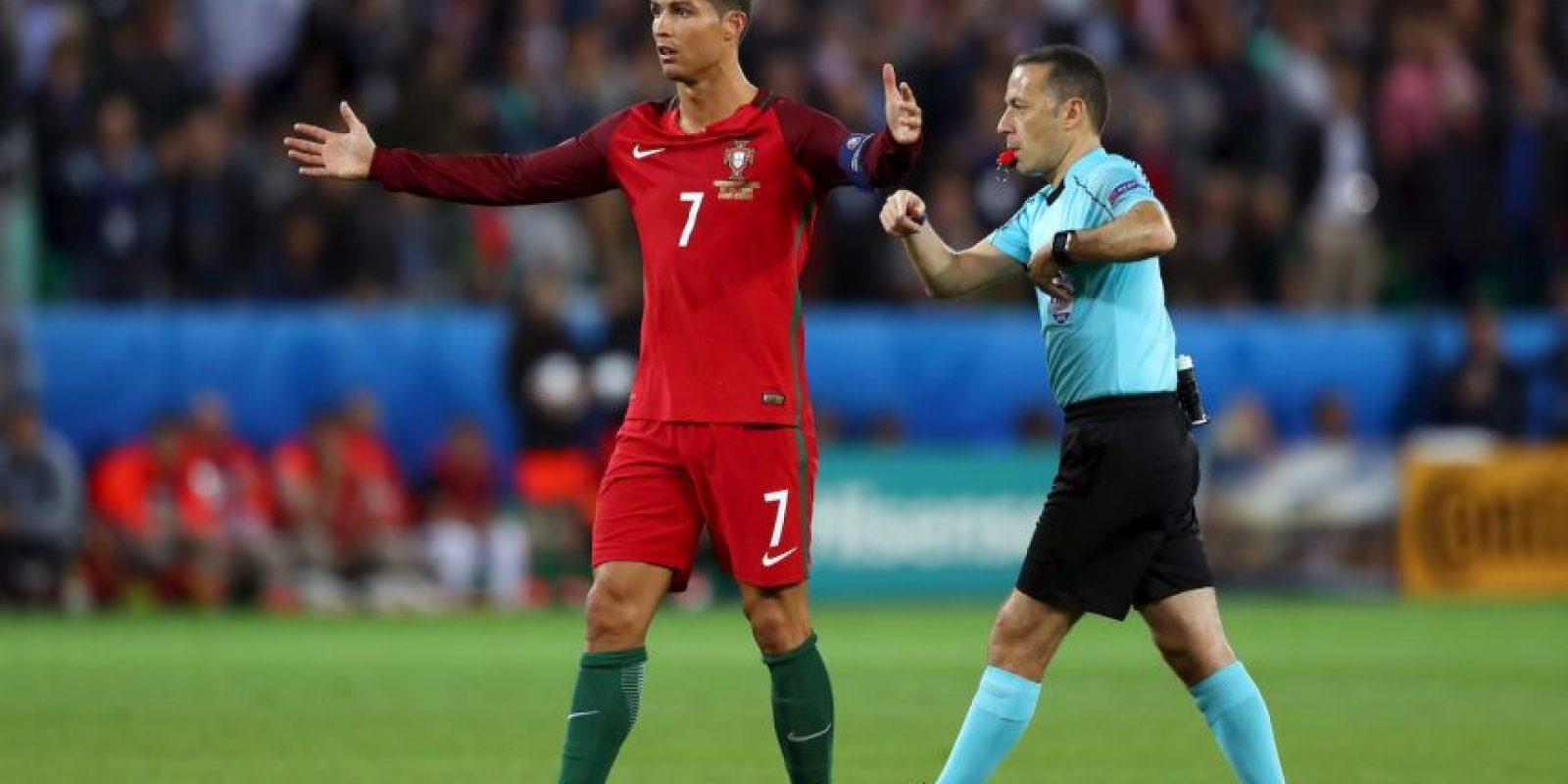 Y después criticó a los islandeses Foto:Getty Images