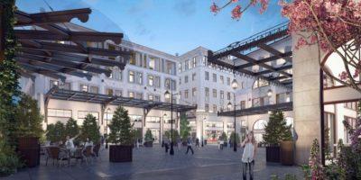 ¡Descúbrelo! Ciudad Cayalá aspira convertirse en una zona hotelera de lujo