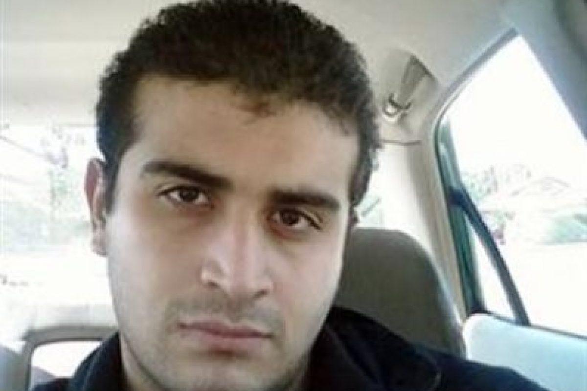 Omar Mateen, fue identificado como el autor de la masacre. Foto:AP