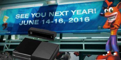 La Electronic Entertanmient Expo 2016, también conocida como E3 2016. Foto:Wikicommons