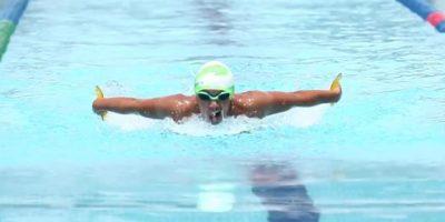 Rubén Granados ha nadado cinco años con