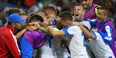 Eslovaquia sorprende a Rusia y la deja al borde de la eliminación