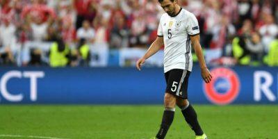#Euro2016 El gol y la ambición le faltaron a Alemania contra Polonia