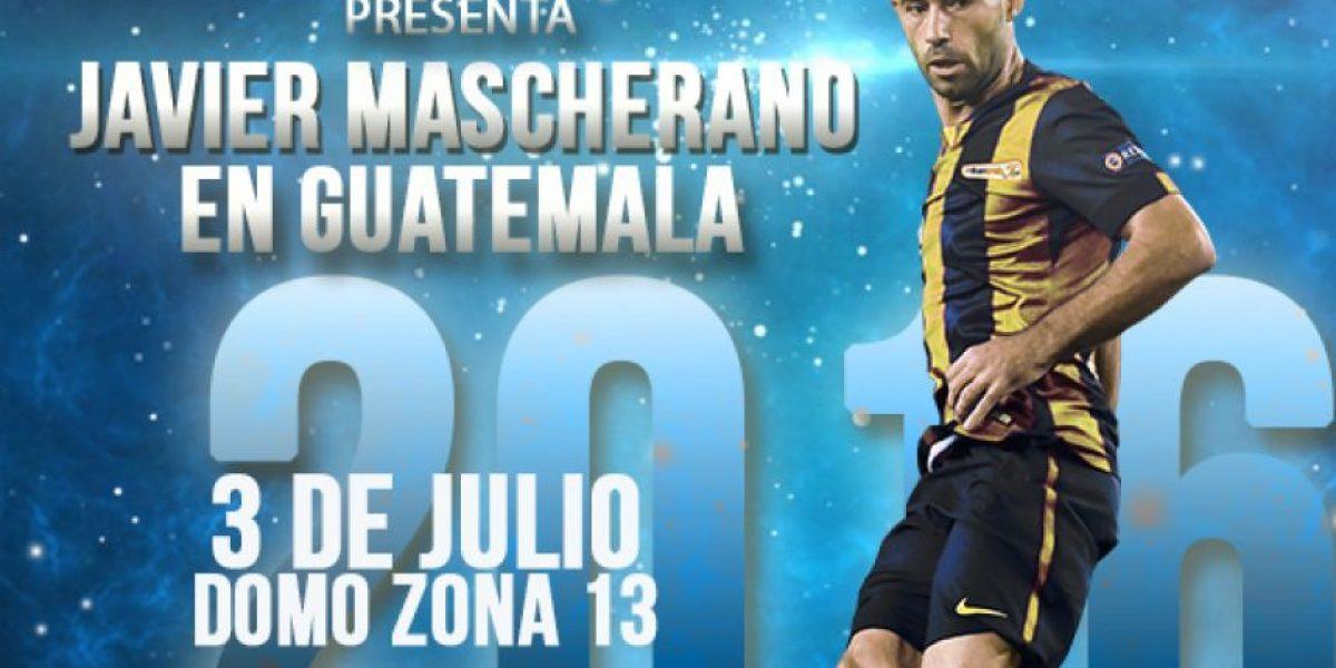 Esto podrás ganar si enfrentas a Mascherano en la final