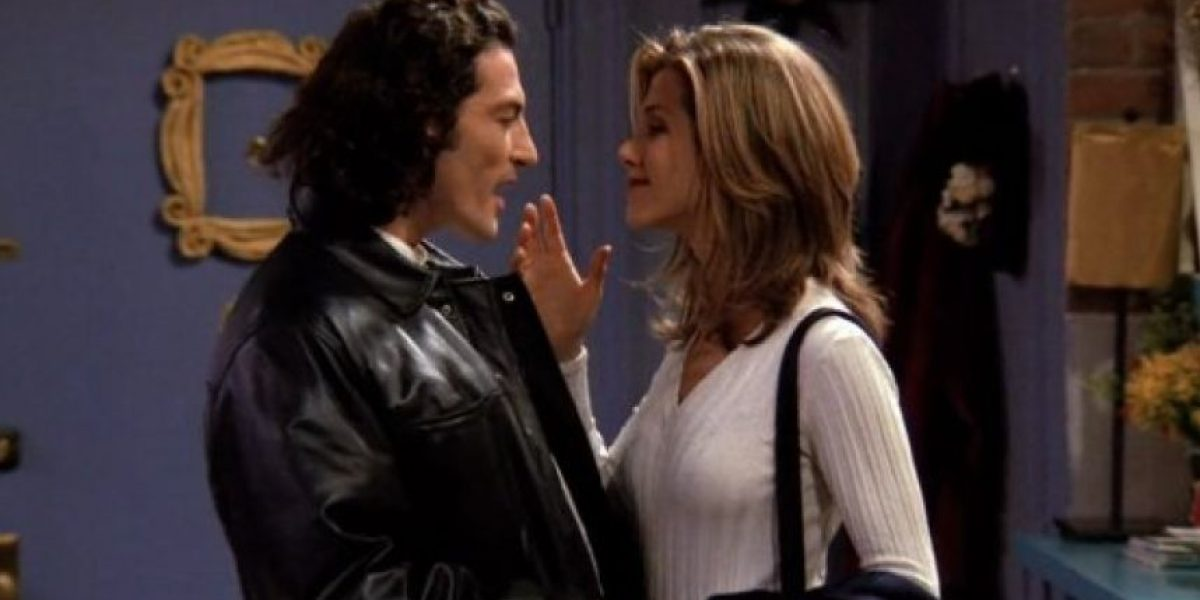Paolo, el italiano que conquistó a Rachel, luce mucho mejor 20 años después de haber aparecido en Friends