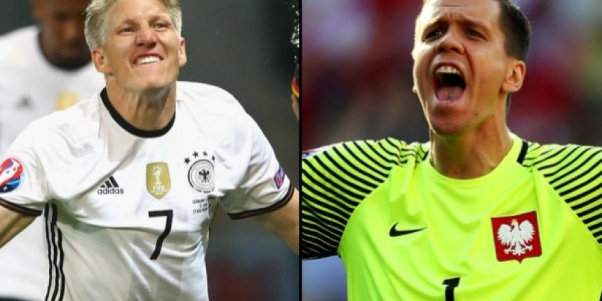 Eurocopa: En vivo Alemania vs Polonia