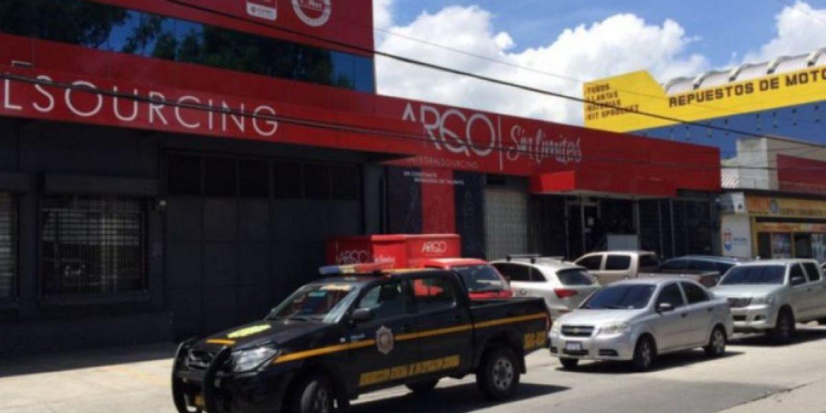 Empresa ARQCO niega que Alejandro Sinibaldi sea accionista