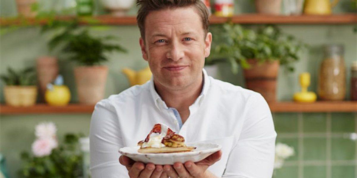 Jamie Oliver: