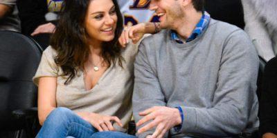 ¡Ashton Kutcher y Mila Kunis serán papás por segunda vez!