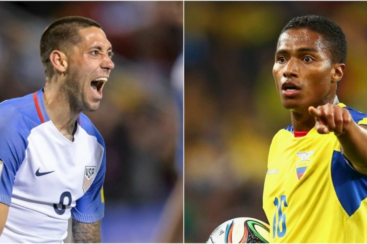 Estados Unidos vs. Ecuador Foto: Getty Images