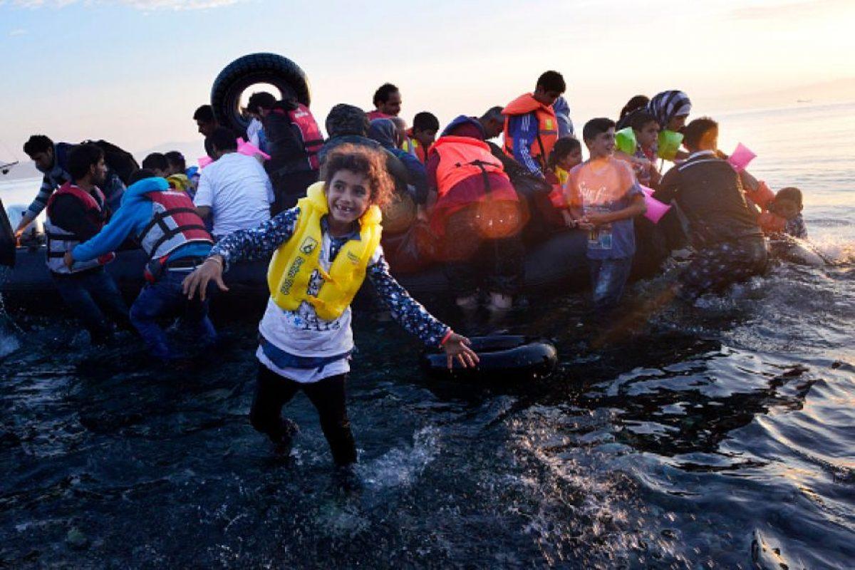 En 2015, 95 mil 970 menores solos pidieron asilo en Europa Foto:Getty Images