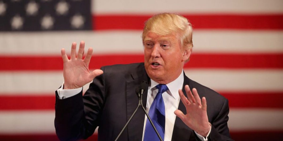 Donald Trump cae en encuestas y peligra apoyo de su partido