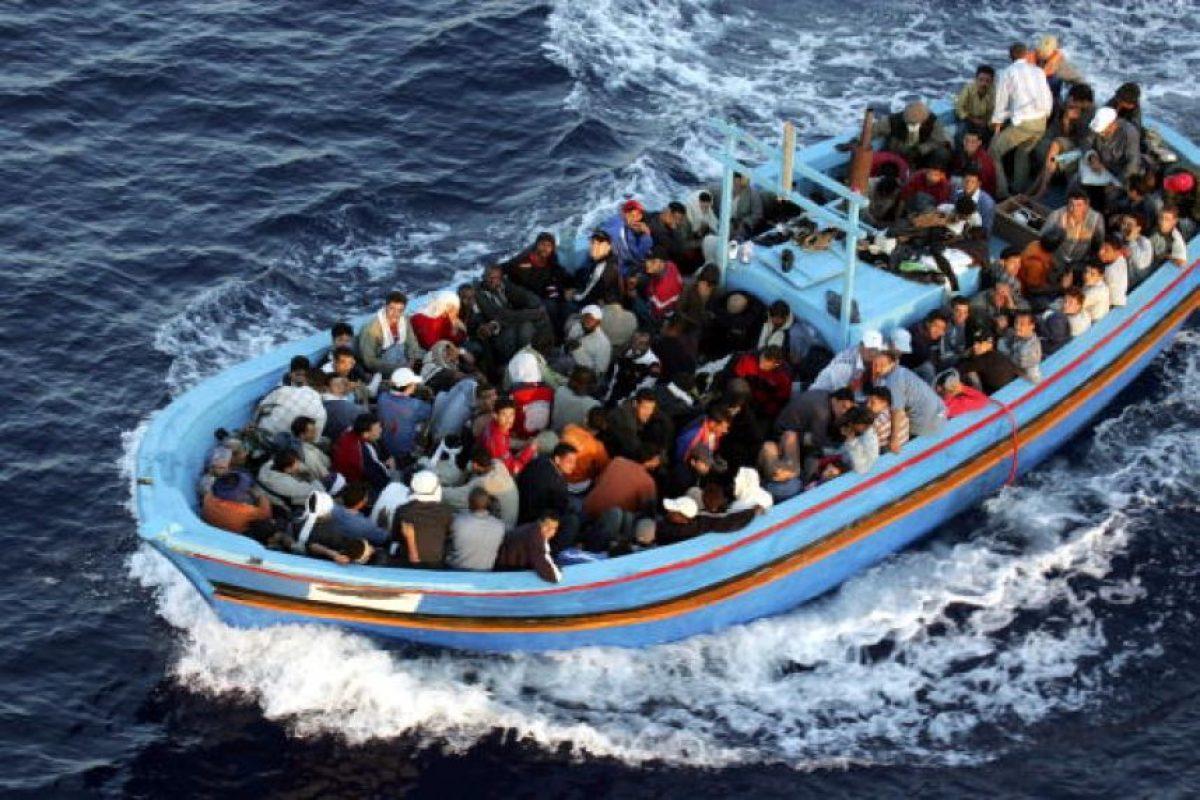 La trágica situación de miles de niños migrantes en Europa Foto:Getty Images