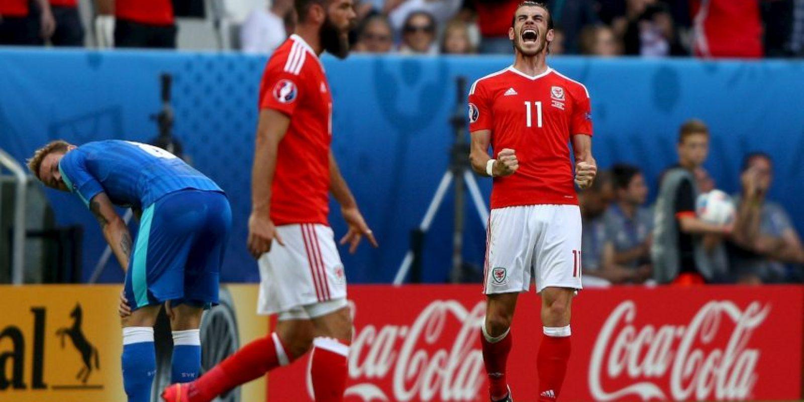 Los galeses comenzaron con el pie derecho y ganaron en la primera fecha gracias a un gol de Gareth Bale Foto:Getty Images