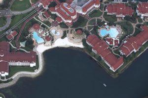 En el Gran Floridian Hotel, propiedad de Disney World Foto:Getty Images