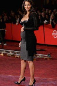 Halle Berry debutó como madre a los 41 años Foto:Getty Images