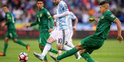 La pelea de Messi ¿Qué le dijo al boliviano que lo enojó tanto?