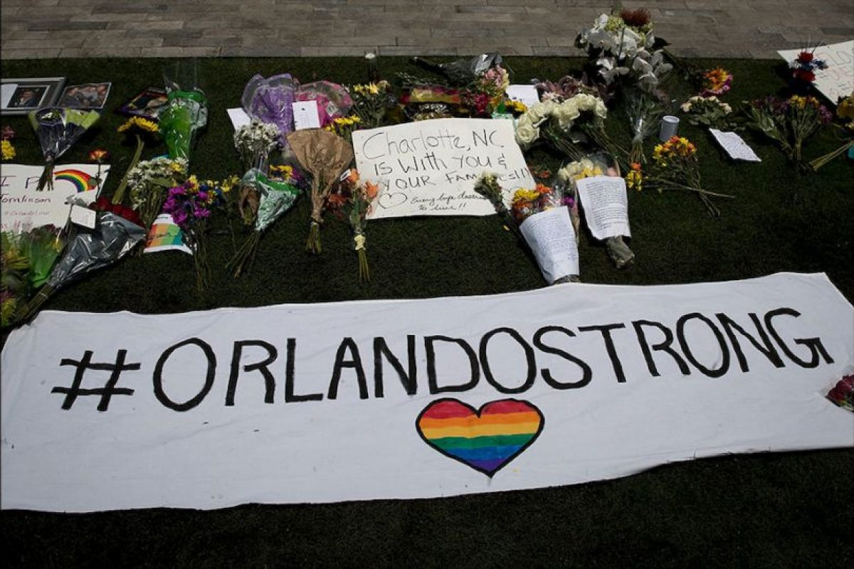"Predijo la masacre del club ""Pulse"" en Orlando, Florida. Foto: Getty Images"