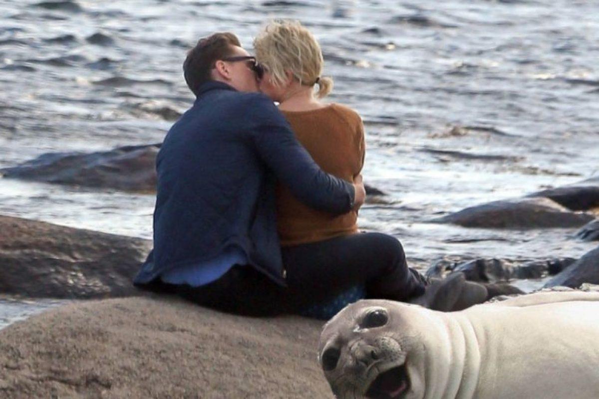 Internet se burla de la pareja. Foto:Twitter