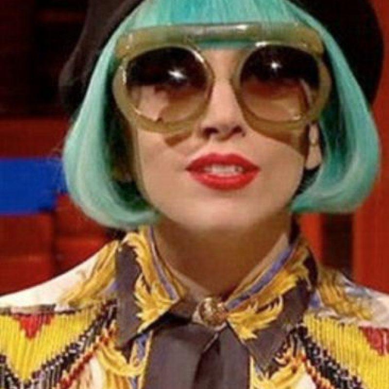 Hasta Lady Gaga copió sus estilismos. Foto:vía Tumblr/Nanny Reviewed
